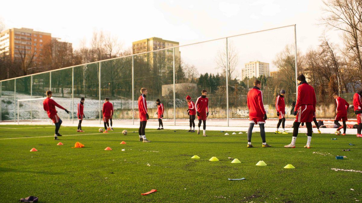 A- mužstvo MFK Dukla odštartovalo zimnú prípravu