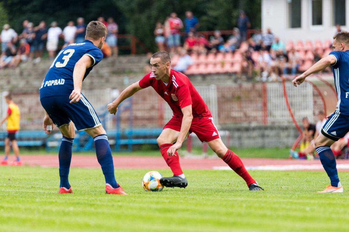 Ako videli zápas MFK Dukla – FK Poprad oslovení?