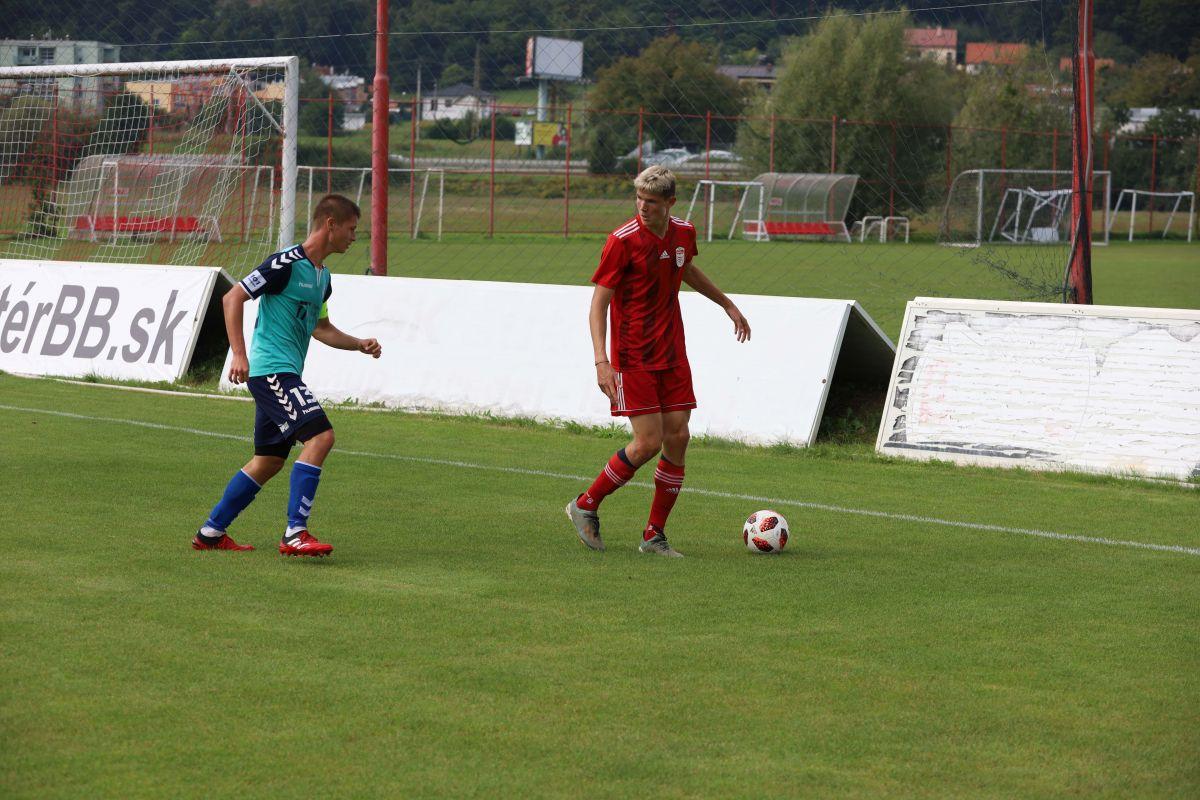 Hetrik Dávida Jackuliaka proti Nitre U19