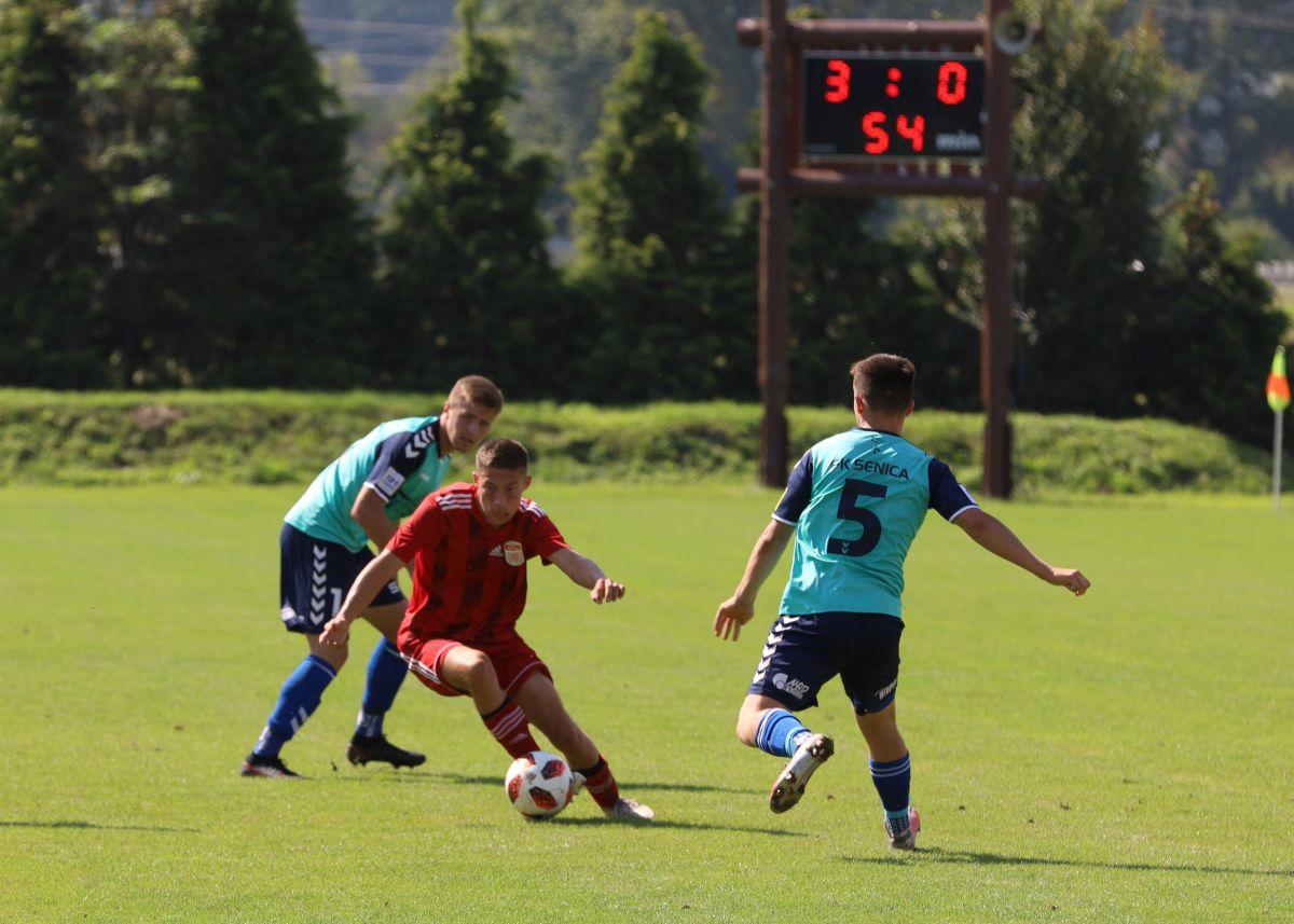 Kapitán Marek Macko z U19: Ideme krok po kroku