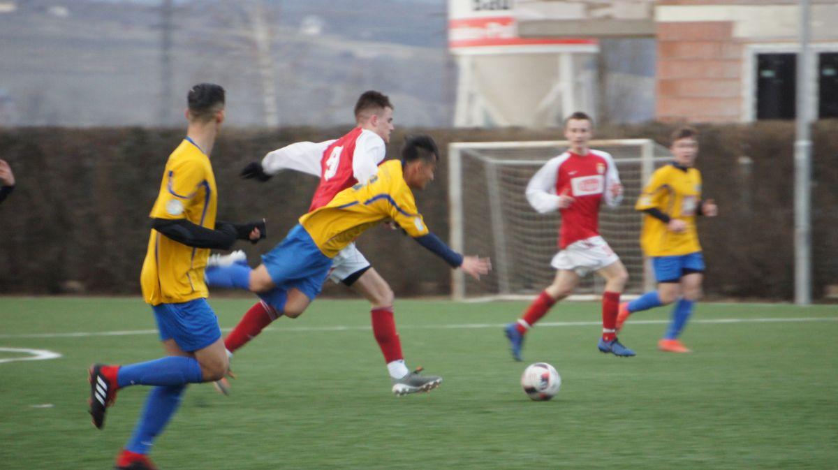 Kvalitný futbal divákov zaujal, zvíťazstva sa tešila Žilina