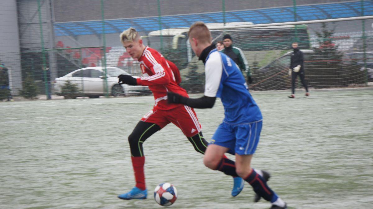 Náročná tréningová mozaika ligových dorastencov MFK Dukla
