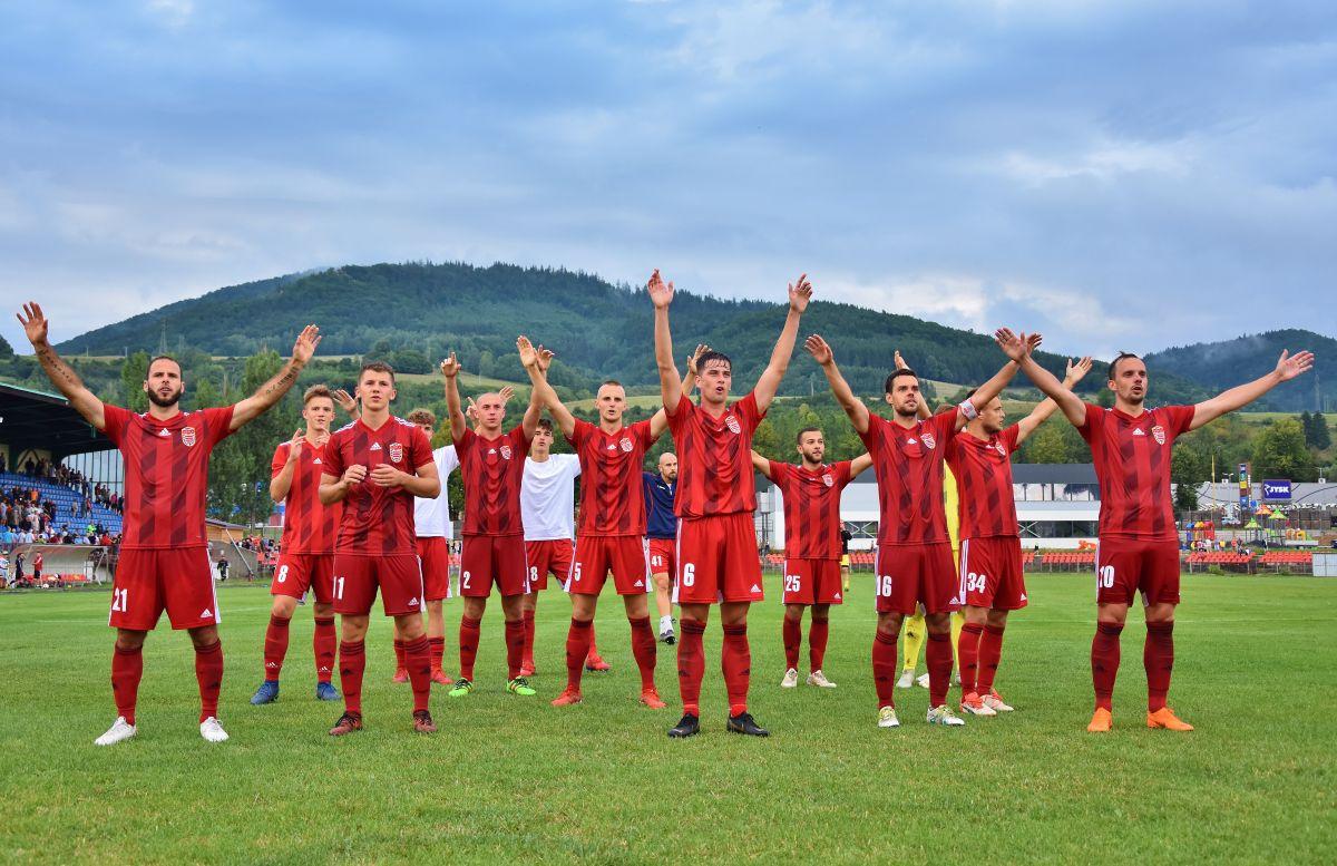 Náš MFK Dukla čaká najťažší futbalový rok