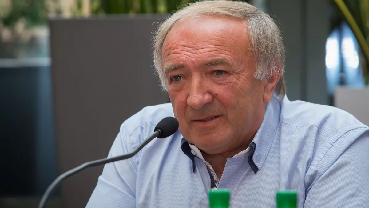 Generálny manažér MFK Dukla Milan Smädo. Foto: archív Jaro Šiška