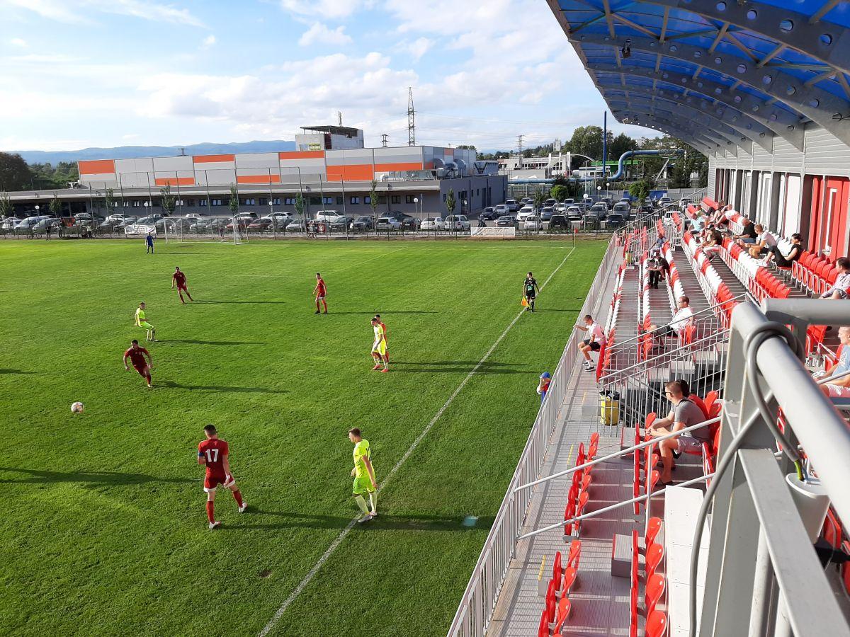 Pre Športovú agentúru DUKLA povedali po zápase MFK Dukla Banská Bystrica - MŠK Žilina B 6:3 (4:3) dňa 5.9.2020