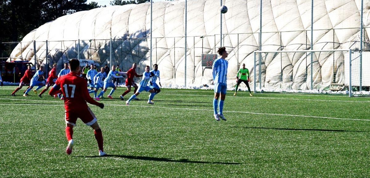 So silnou rezervou Slovana Bratislava sme v gólovej prestrelke tesne prehrali
