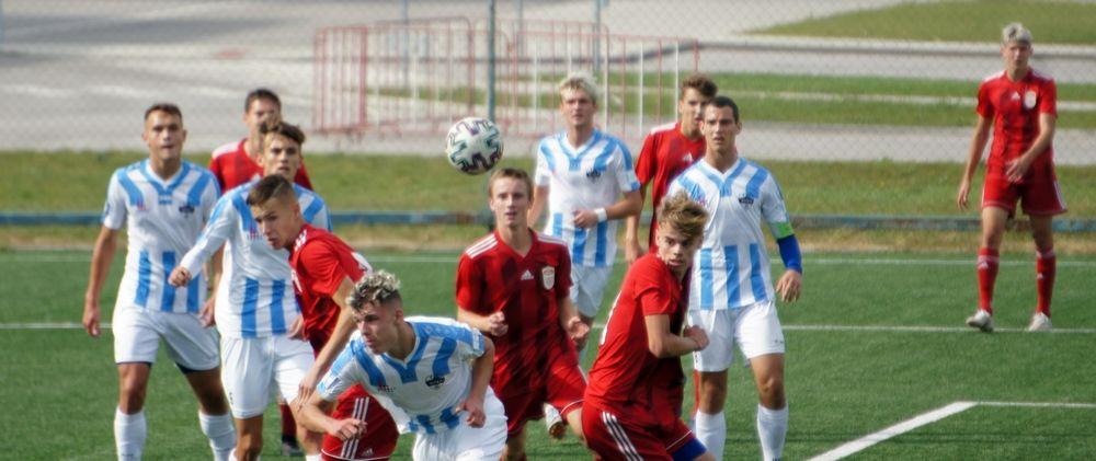 Starší dorastenci MFK Dukla U 19 vyhrali aj v Nitre