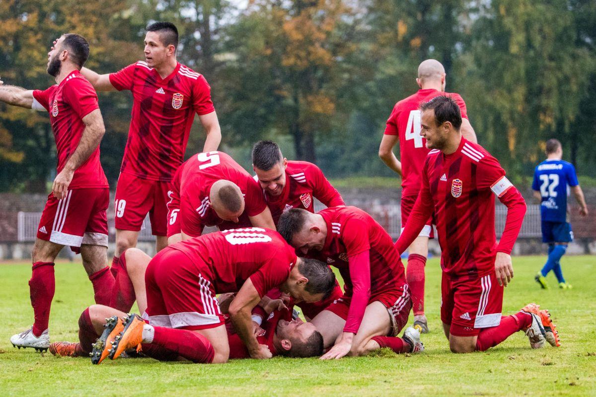 VPetržalke výborný futbal azaslúžené víťazstvo MFK Dukla