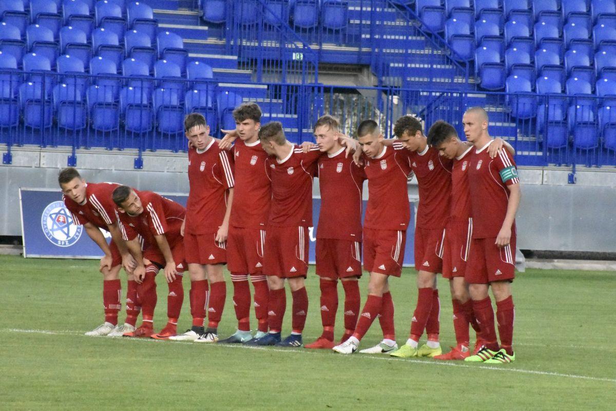 Vprvom kvalifikačnom zápase opostup do I. dorasteneckej ligy futbalová rozpačitosť
