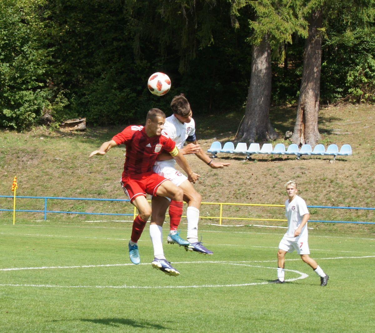Veľmi dobrá hra i efektivita - gólový prídel pre Senicu