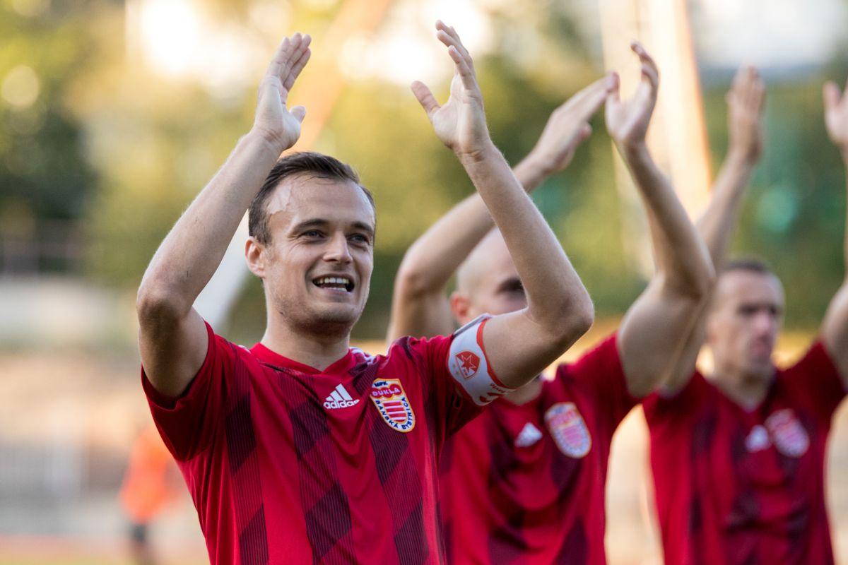 Výborný druholigový futbal pod Dubňom, body do tabuľky pre MFK Dukla